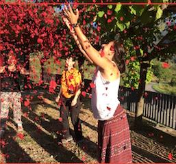 AGOSTO 2018 - Las Flores de las Brujas