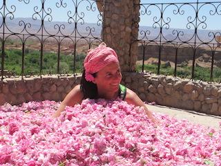 MAIG 2018 Immersió al món de la Rosa Damascena