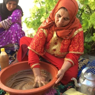 SEPTIEMBRE 2019. El arbol del argán en Marruecos